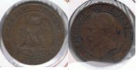 FRANCIA FRANCE 10 CENTIMES FRANC K 1869 R - D. 10 Céntimos