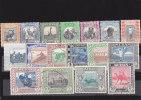 Stamps S#1951 SC 98-114 1m:50 Pt USED SET (17 VALS) C#3 CV$26 LOOK - Soedan (1954-...)