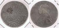 FRANCIA LOUIS XV ECU PARIS 1727  A PLATA SILVER R.. - 1715-1774 Louis XV Le Bien-Aimé