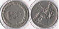 ITALIA LIRA 1923 R - 1861-1946 : Reino