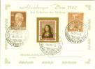 HAMBURG Er Dom Das Volksfest Des Nordens 6.12.1952 Sonderkarte Fast TOP-Erhaltung Sonderstempel - BRD