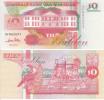 SURINAME SURINAM 10 GULDEN 1996 FDS UNC - Suriname