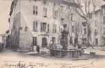 CPA Animée (83)  BRIGNOLES Place Jean Raynaud - Brignoles