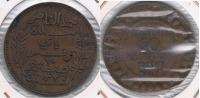 TUNEZ 10 CENTIMES  FRANC 1917 R BONITA - Túnez