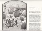 Gravure Sur L Autodéfense Paysanne    L Assassinat D Un Homme D Armes - Collections
