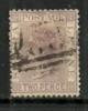 Sierra Leone - 1859 Queen Victoria 2d Mauve Stamp Used SG # 25 - Sierra Leone (...-1960)