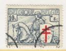 BELGIUM  B 156   (o)   ANTI - TUBERCULOSIS - Used Stamps