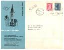 (467) Canada FDC Cover - 1957 - UPU Congress - 1952-1960