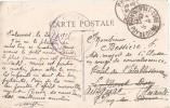 Palavas-hopital Benevole - Guerre De 1914-18