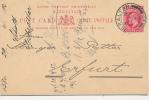 GIBRALTAR - 1912 , Postcard - Gibraltar