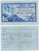LILLE/ROUBAIX // EPARGNE Et UNION COMMERCIALE Des FLANDRES // 10 Nouveaux Francs Sur 1000 Frs - Bons & Nécessité