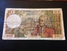 10 Francs 4-2-1971 - 10 F 1963-1973 ''Voltaire''