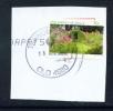 AUSTRALIA  -  2014  Open Gardens  70c  Self Adhesive  Used CDS On Piece - 2010-... Elizabeth II