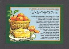 RECETTES CUISINE - COOKING RECIPES - FLORIDA ORANGE MERINGUE PIE - Recettes (cuisine)