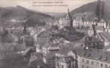 Clervaux Clerf Avant 1898 (pas Encore De Monument Du Klöppelkréich, Ni D´abbaye, Ni D´église) à Droite L´ancienne église - Clervaux