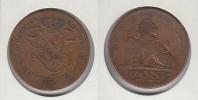 Belgique 10c 1832 10 Centimes - 1831-1865: Léopold I