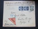BRIEF Hertigswaldau Kr.Sagan - Berlin 1937 /// D*17861 - Germania