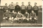 R.C.S.V.  (VERVIERS  )   EQUIPE DU 30/01/1944   (CARTE-PHOTO    ) - Football