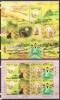 2008 Founding Kings Of Ancient Korea Korea Tangun New 1003 Version Pages 1 - Korea (Süd-)