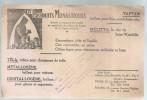 BUVARD PARIS   LES PRODUITS MONASTIQUES   MELITTA La Cire De Saint Wandrille .... - Produits Ménagers