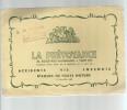 BUVARD PARIS LA PREVOYANCE  H. GAYON  Accidents  Vie  Incendie   Risques De Toute Nature .... - Banque & Assurance