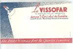 BUVARD LA VISSOFAR  A Reflecteur Argente Donne 5 Fois Plus De Lumiere ........ - Electricité & Gaz
