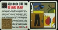 Sous-bock – Sottobicchieri – Beer Coaster - 1664 - Sous-bock´art 1993 - Octavio BLASI - - Sous-bocks