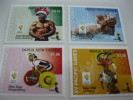 Papua New Guinea-2015-Pacific Games - Timbres