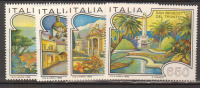 ITALIE        1986               N°   1696 / 1699     COTE      5 € 50       ( V 325 ) - 1981-90: Neufs