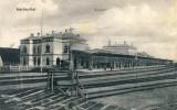Herbesthal - Bahnhof - 1923 ( Voir Verso ) - Lontzen