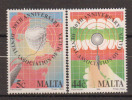 MALTE        1994             N°   899 / 900       COTE      4 € 50       ( V 345 ) - Malte