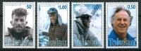 2008 Tokelau Sir Edmund Hillary Everest Scalatori Climbers MNH** Nu140 - Tokelau