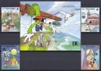 DISNEY -GAMBIA 1992  Yvert#1141/44 H140 Precio Cat€14 - Disney