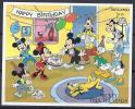 DISNEY -GAMBIA 1989  Yvert#H60 Precio Cat€9 - Disney