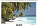 Maldiven - Maldives - Beach - Kuda Bandos -  Nice Stamp - Maldiven