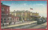 Herbesthal - Grens-Bahnhof  - 1917 ( Voir Verso ) - Lontzen