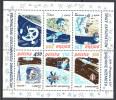 Poland 1979 - Space Achievements Mi.  Sheet 80 - MNH (**) - Blocs & Hojas