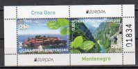 Montenegro 2012 / Europa / Block - Europa-CEPT