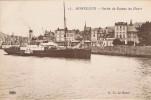 14 - Honfleur (Calvados) - Sortie Du Bateau Du Havre - Honfleur
