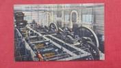 Cane Crusher & Grinding Rolls In Sugar House Clewiston   - Florida> ===ref 2031 - Etats-Unis