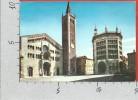 CARTOLINA VG ITALIA - PARMA - Duomo E Battistero - 10 X 15 - ANNULLO 1963 - Parma