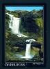 ICELAND  -  Ofaerufoss Waterfall  Unused Postcard As Scan - Iceland