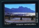 ICELAND  -  Vatnajokull Glacier  Unused Postcard As Scan - Iceland