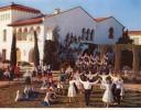 Perpignan.. Très Animée Sardane Dans Les Jardins De St-Vicens Danseurs Catalunya Costumes Us Et Coutumes Tradition Danse - Perpignan