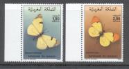 Marokko - Maroc 1986 - Michel Nr. 1104 - 1105 ** - Morocco (1956-...)