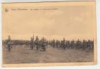 Camp D'Elsenborn, Les Cyclistes à La Plaine Avec Le Drapeau (pk25549) - Elsenborn (camp)