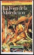 LDVELH - DEFIS FANTASTIQUES - 3 - La Forêt De La Malédiction - Gallimard 1985 - Group Games, Parlour Games