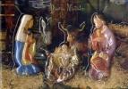 Buon Natale - Natività - Formato Piccolo Non Viaggiata - Noël