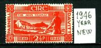 IRLANDA - EIRE - Year 1946 - Nuovo - News - MLH*. - 1937-1949 Éire