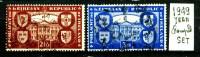 IRLANDA - EIRE - Repubblica - Year 1949 - Complet  Set - Usato - Used. - 1949-... Repubblica D'Irlanda